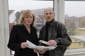 Ester Peter und Andreas Laudenbach haben große Pläne mit KinderLeben.