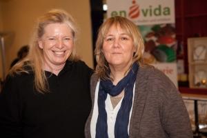 Ester Peter und Veronika Podzins
