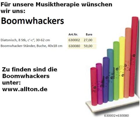 Allton Boomwhackers