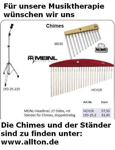 Allton Meinl Chimes