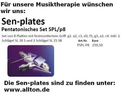 Allton Sen plates