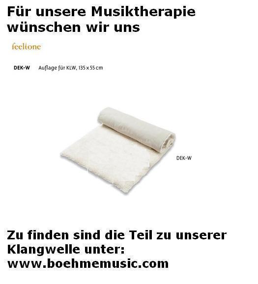 Feeltone Klangwelle Decke